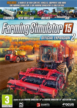 Farming Simulator 15 Official Expansion 2 download