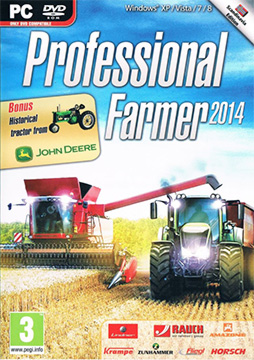 Professional Farmer 2014 crack